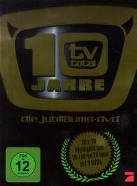 Cover Stefan Raab - 10 Jahre TV Total - Die Jubiläums-DVD [DVD]